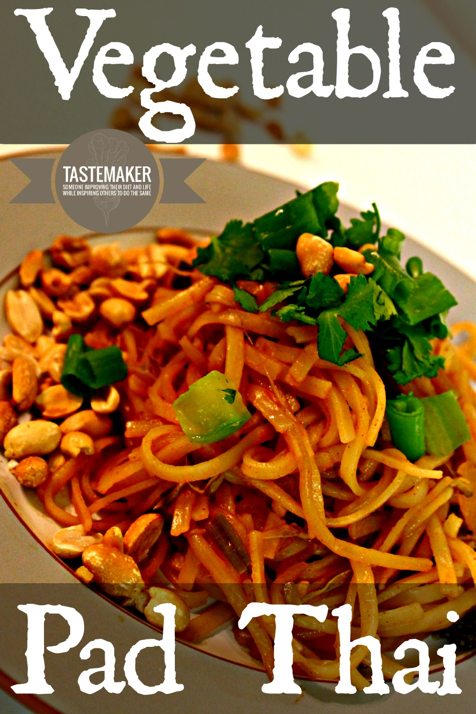 Vegetable Pad Thai – The Seasonal Diet