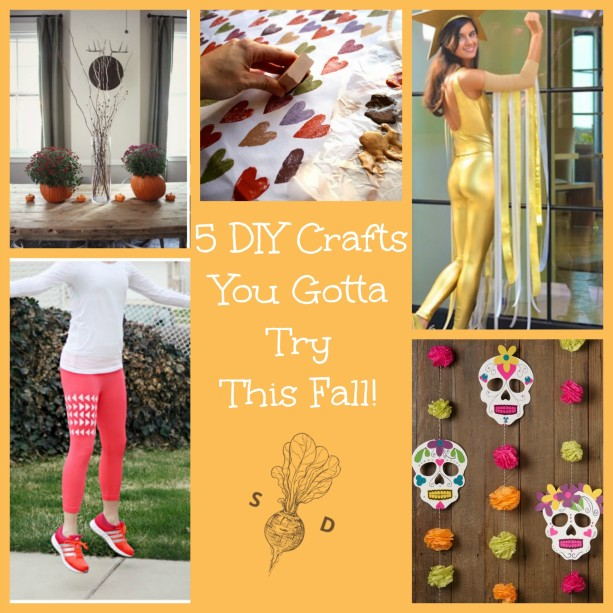 5 diy crafts