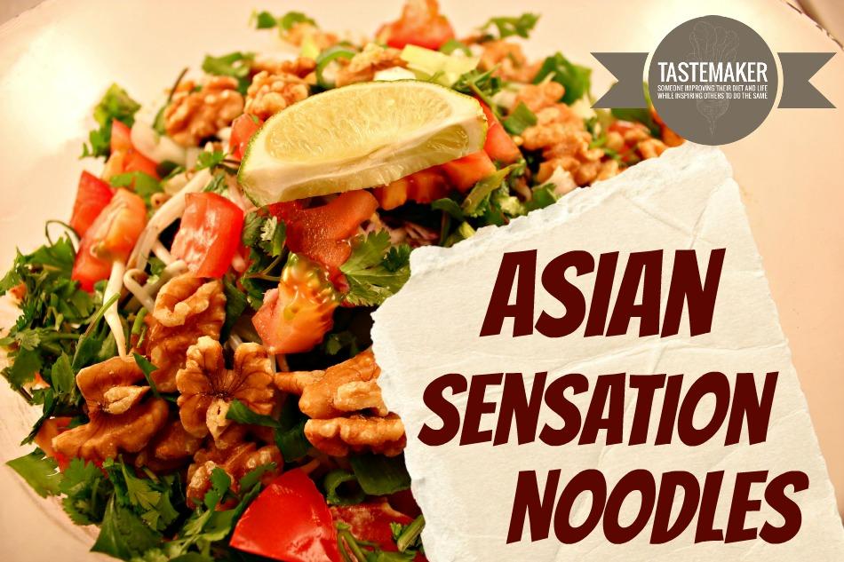 Asian Sensation Noodles