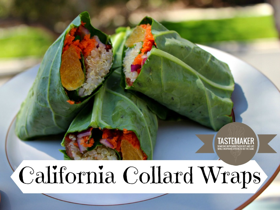 California Collard Wraps