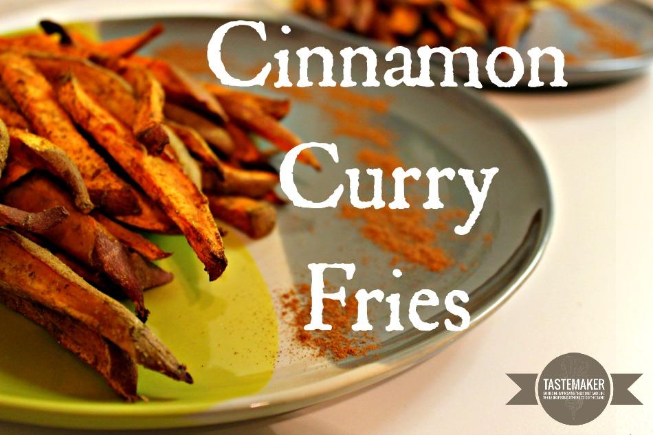 Cinnamon Curry Fries