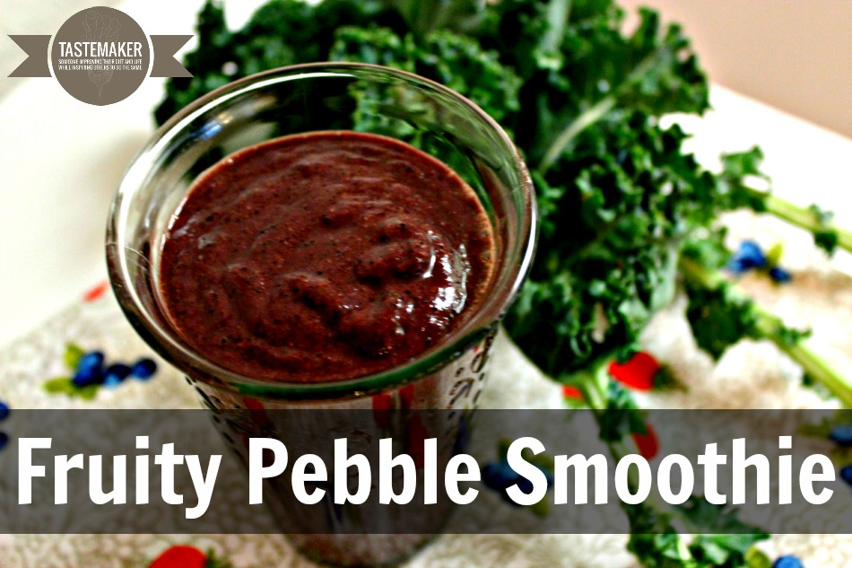 Fruity Pebble Smoothie » The Seasonal Diet