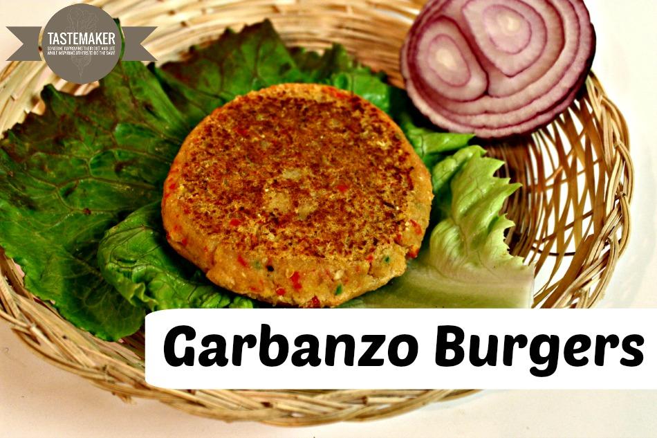 Garbanzo Burgers » The Seasonal Diet