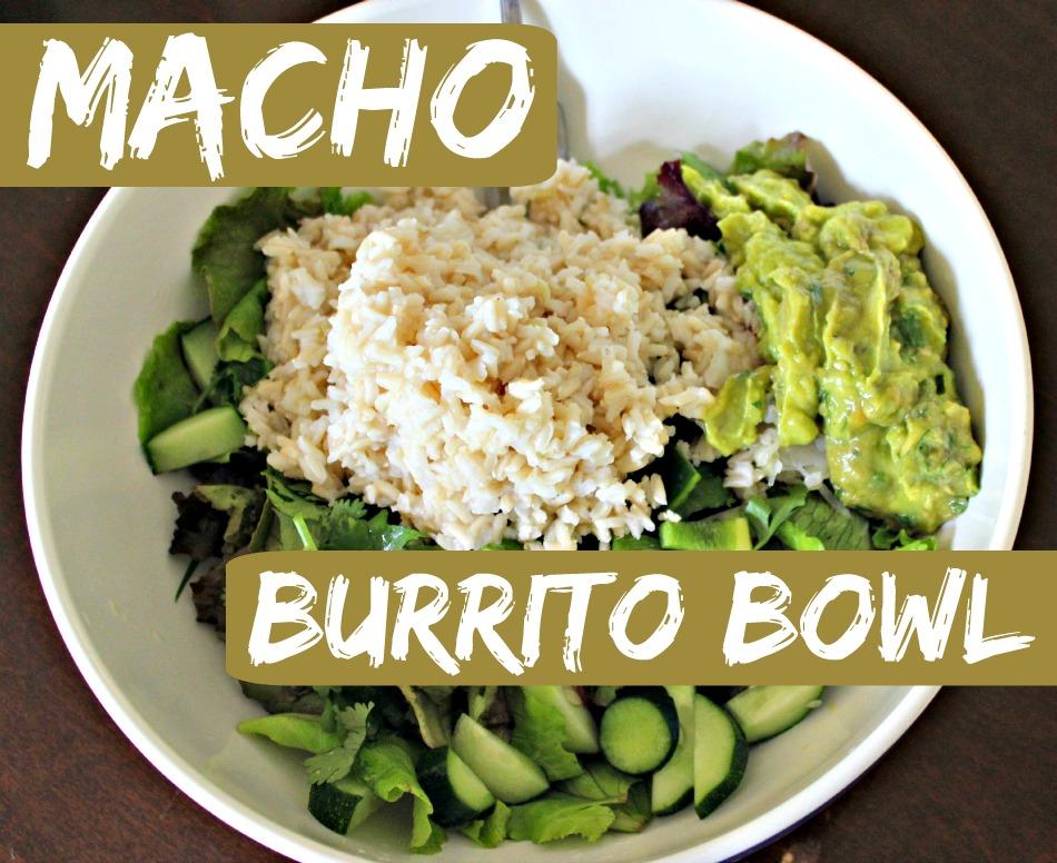 Macho Burrito Bowl