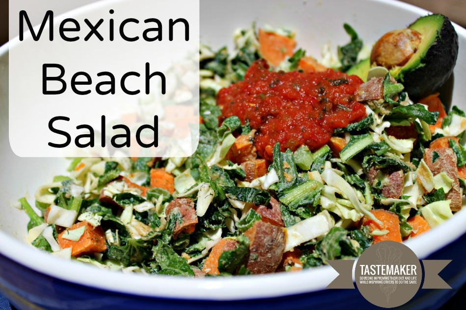 Mexican Beach Salad