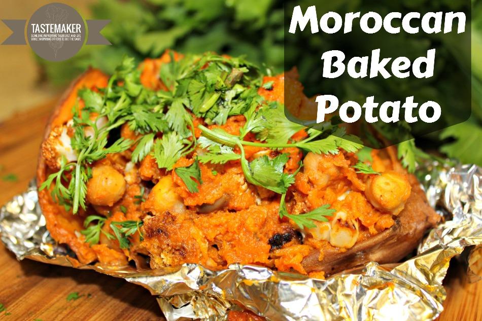 Morracan Baked Potato