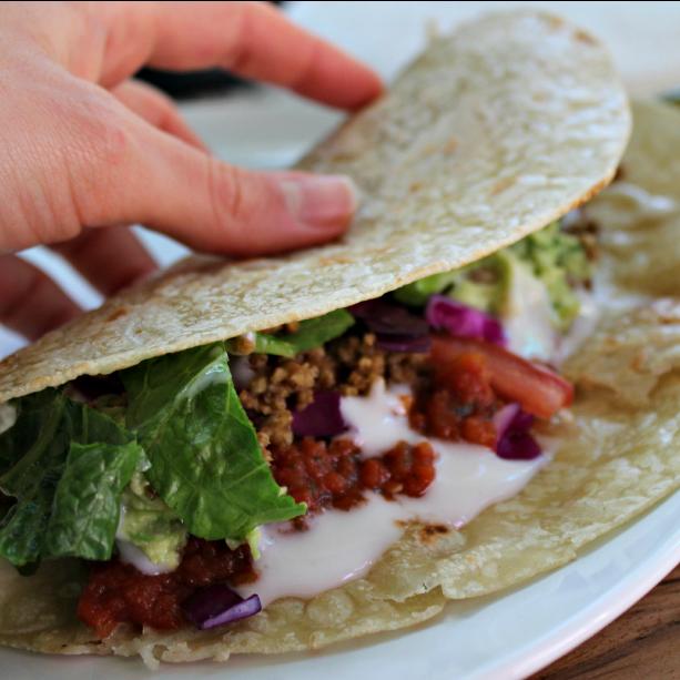 vegan taco time recipe