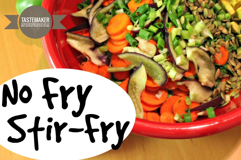 No Fry Stir Fry
