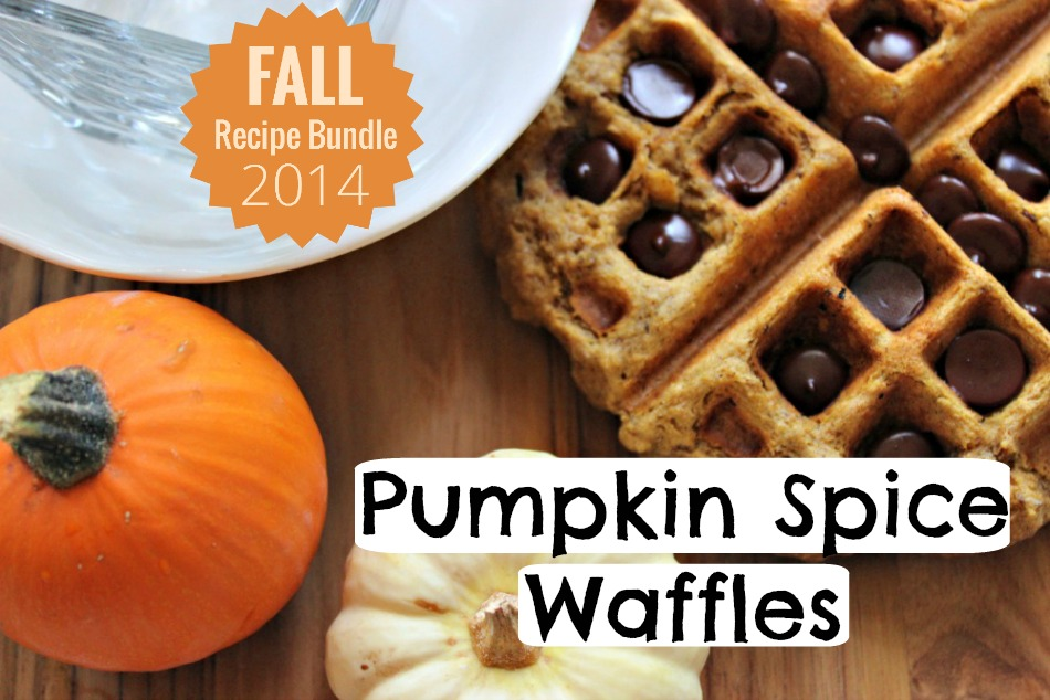 Pumpkin Spice Waffles » The Seasonal Diet