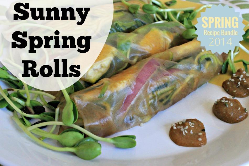 Sunny Spring Rolls