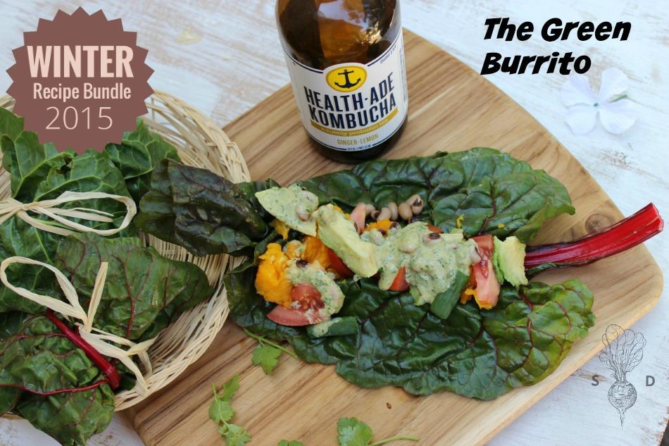The Green Burrito.