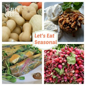 Lets Eat Seasonal Cover