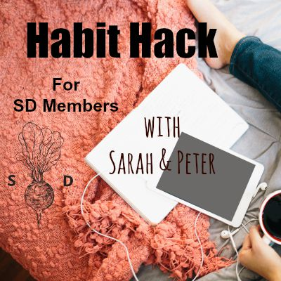 Habit Hacking session