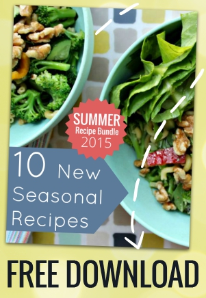summer recipe download
