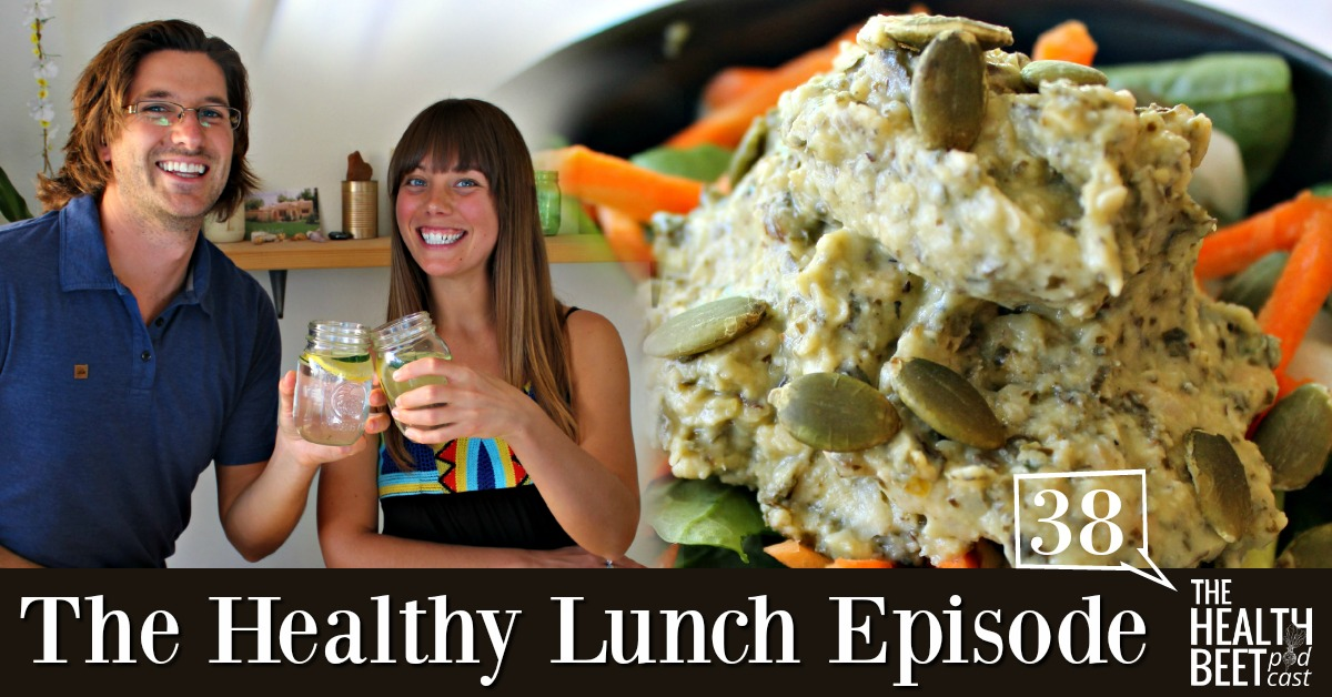 HB38 Healthy Lunches - Easily Plan & Prepare em 7-Days Week