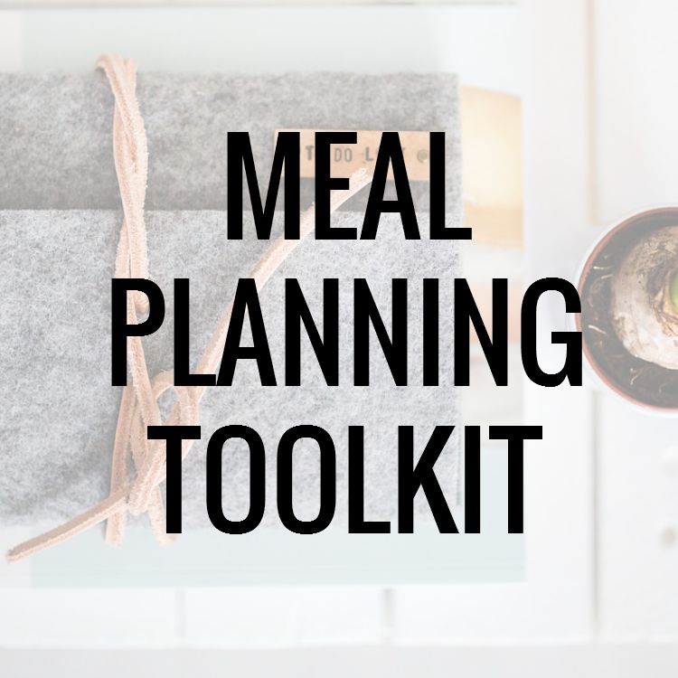 MEAL-PLANNING-TOOLKIT
