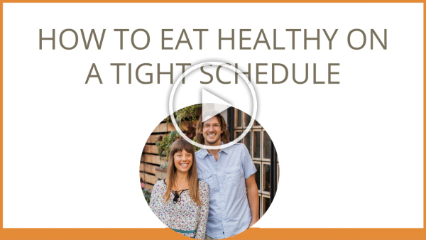 How To Eat Healthy On a Tight Schedule - thumb